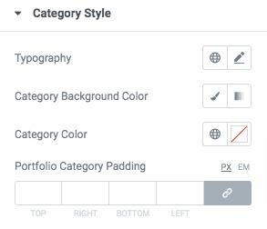 create portfolios with Elementor